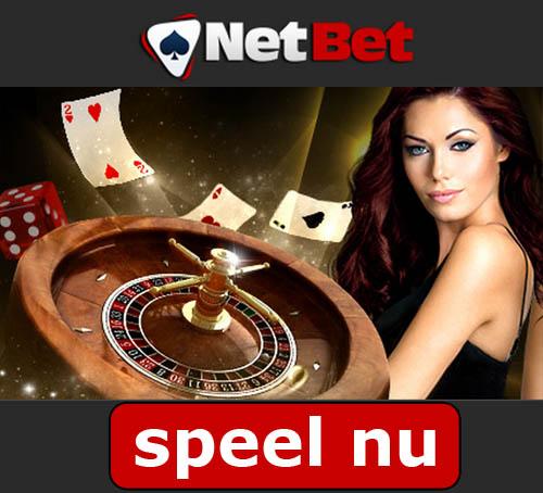 Live Roulette bij Netbet Casino